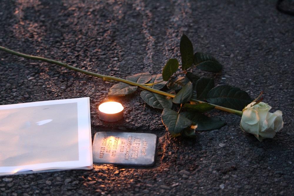 09. November 2018 – 80 Jahre Pogromnacht